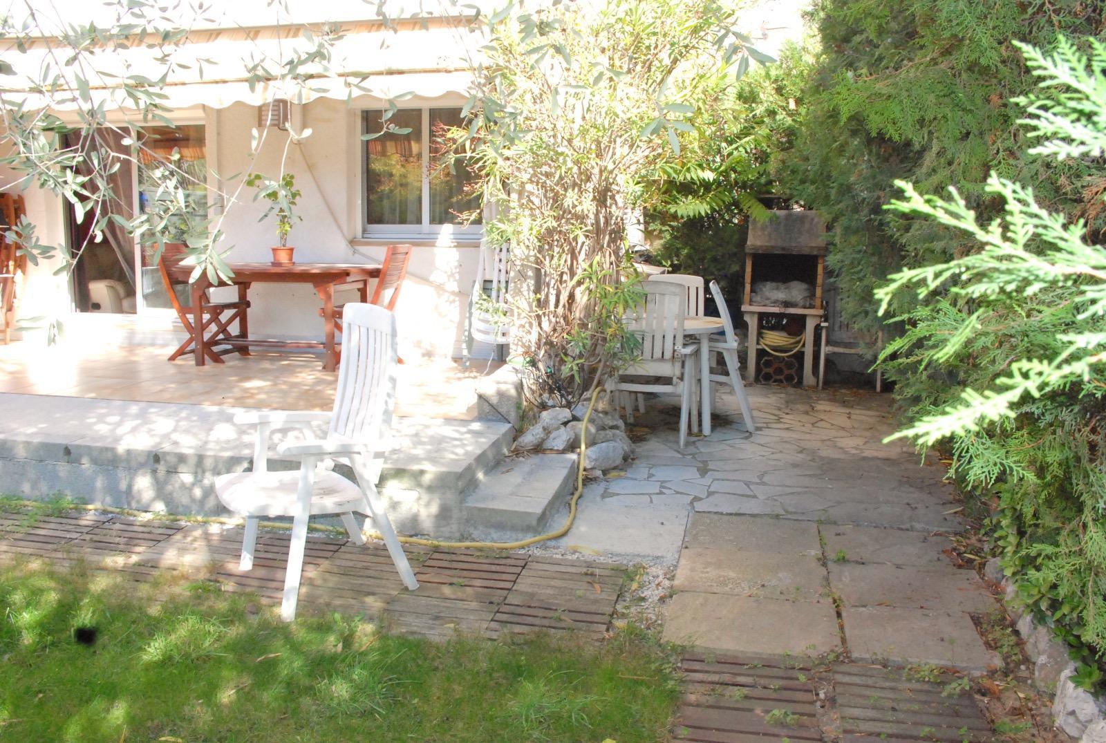 Vente nice est 3 pieces de 65 78 m2 avec terrasse et for Prix amenagement jardin 100m2